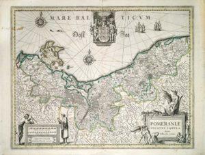 II_42_Mapa Pomorza de Witt 1-ZM