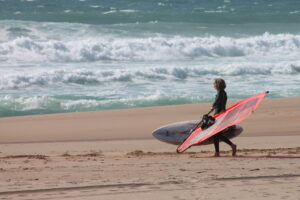 Mekka surferów - Praia do Guincho, Lizbona 2015/ o melhor lugar para surfistas – Praia do Guincho, Lisboa 2015